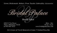 Business Card - Bridal Palace