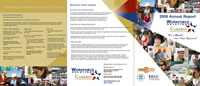 Brochure - Annual Report: Cameron Texas (outside)