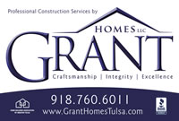 Sign - Grant Homes - Construction