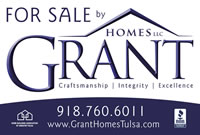 Sign - Grant Homes - Sales