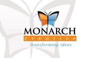 Business Card - Monarch Creative (front)